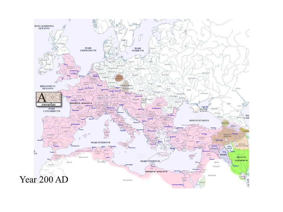 Year 200 AD