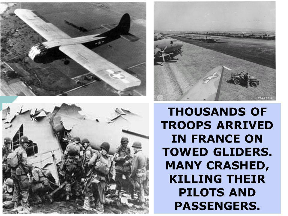 A HEAVY PRICE WAS PAID FOR BY US SOLDIERS IN THE SUCCESSFUL INVASION OF FRANCE