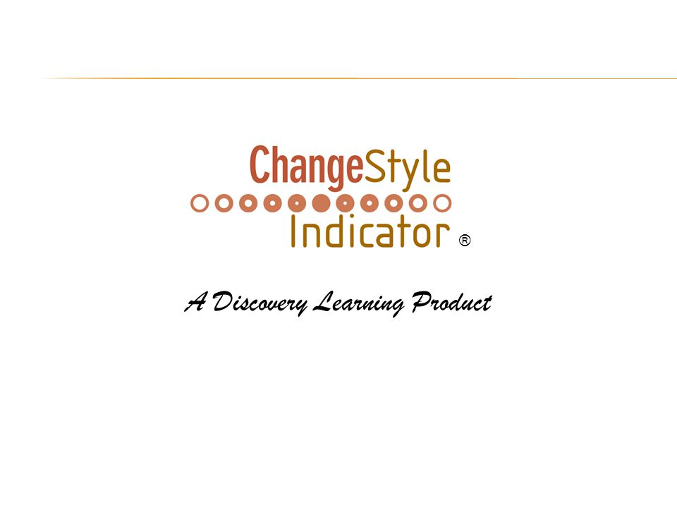 A Discovery Learning Product ®