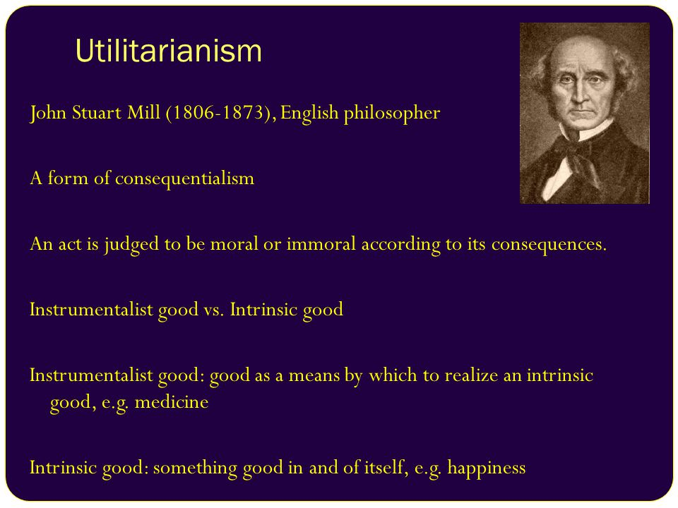 essays on mills utilitarianism Free essay on utilitarianism available totally free at echeatcom, the largest free essay community.