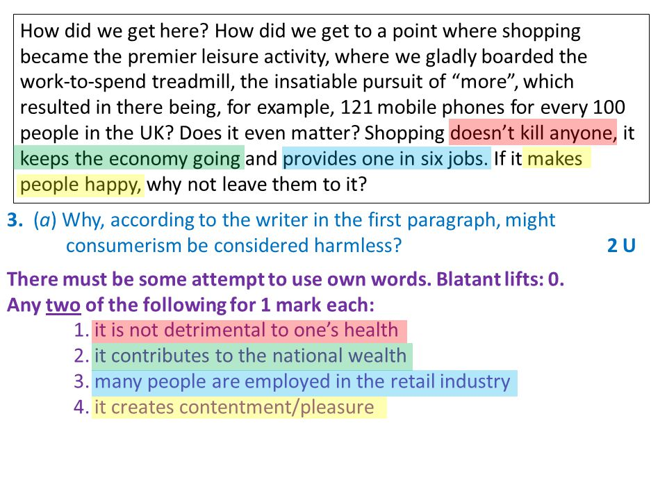I would even extend the argument to the shopping mall—the quintessential expression of the alleged degradation of shopping.