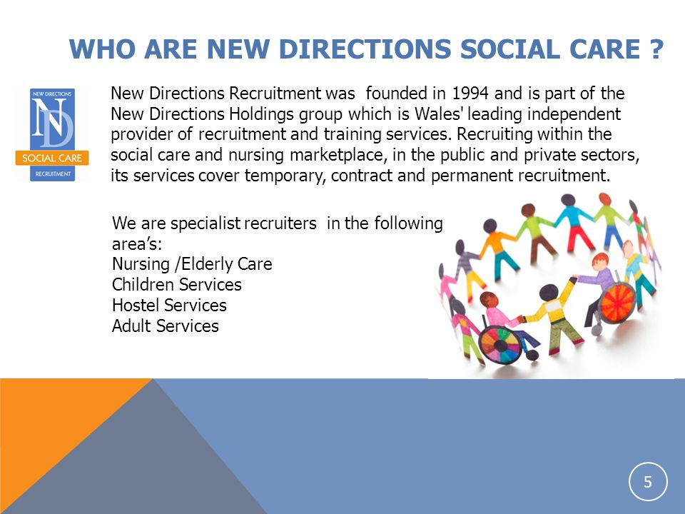 WHAT IS A NURSING EMPLOYER LOOKING FOR? SOCIAL CARE 16