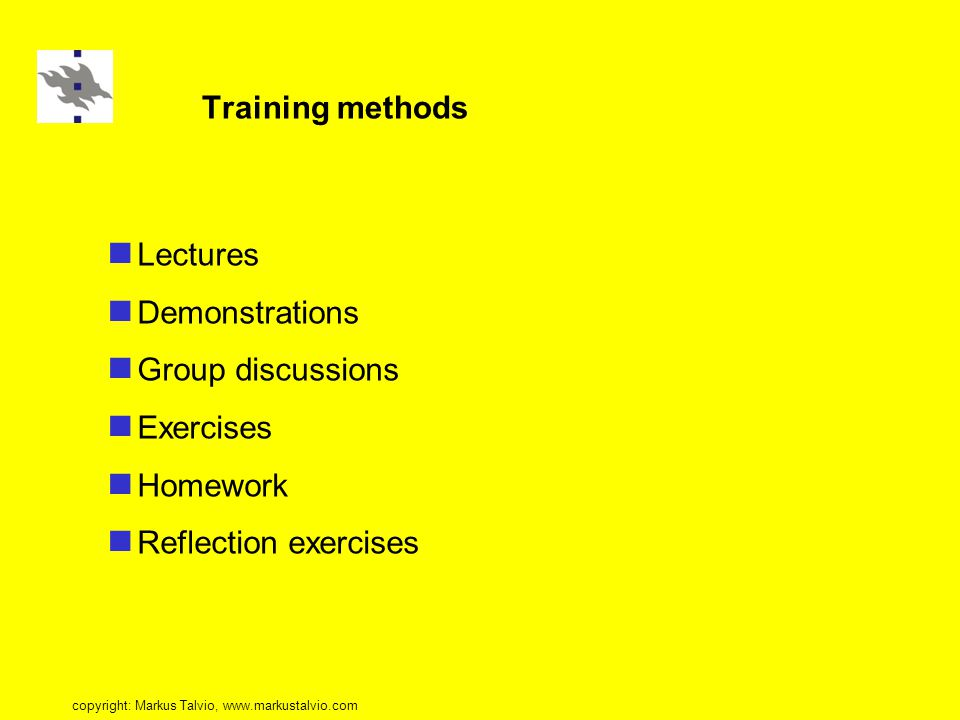 The research questions were: In terms of the Gordon's TET course goals, do teachers in their responses to the DCI cases more often express desired ways of interacting and less often non desired ways of interacting after the TET course.