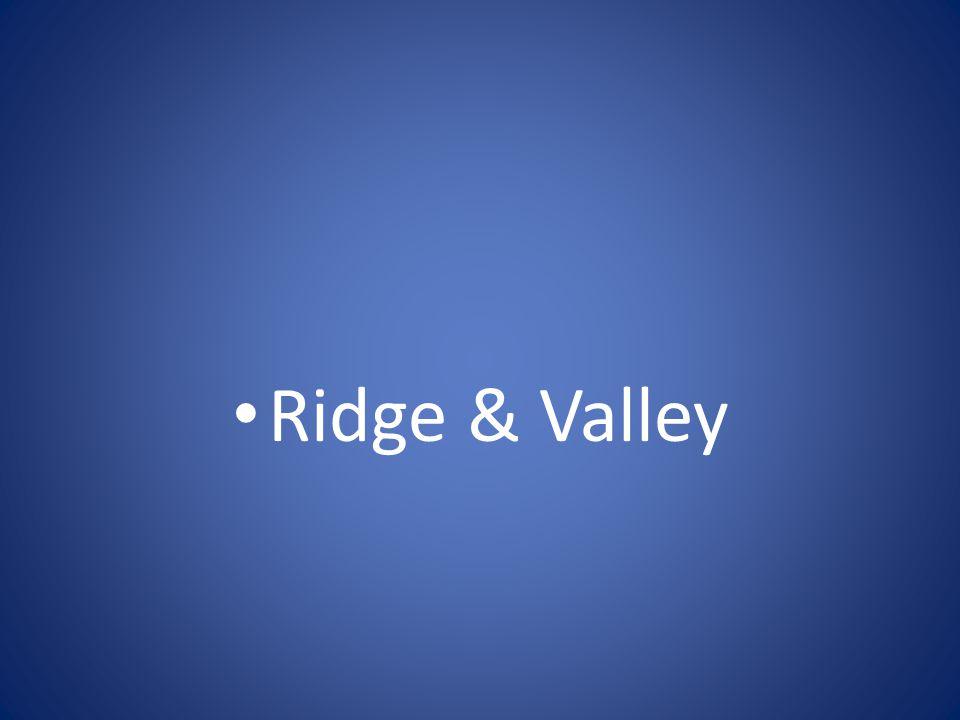 Ridge & Valley