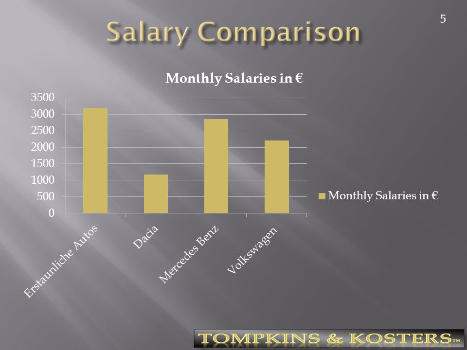  Salaries  Company's productivity  worker's capacity  utilisation of equipment  Costs for raw materials  suppliers 6