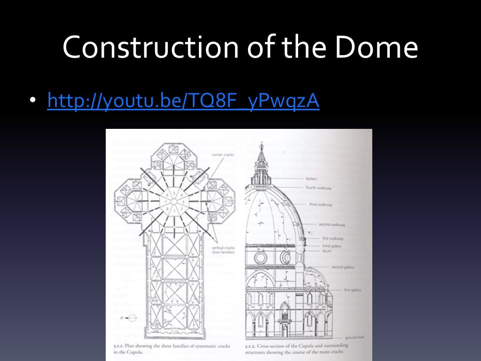 Construction of the Dome http://youtu.be/TQ8F_yPwqzA