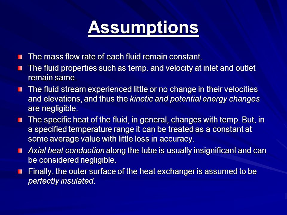 THE PROPER SELECTION DEPENDS ON FOLLOWING FACTORS: HEAT TRANSFER RATE SIZE AND WEIGHT COST PUMPING POWER MATERIAL