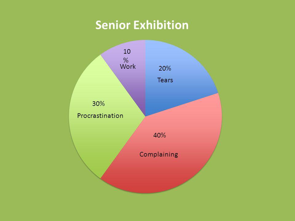 Senior Exhibition Reflection Ethan Sechler, Elija Medina, and Justin Lu