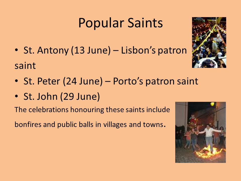 Popular Saints St. Antony (13 June) – Lisbon's patron saint St.