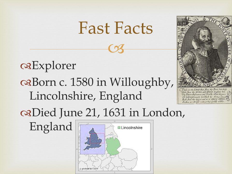   Explorer  Born c.