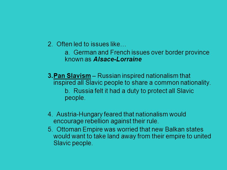 I.Stalemate on the Western Front 1.Germany's plans for a quick defeat of France failed.
