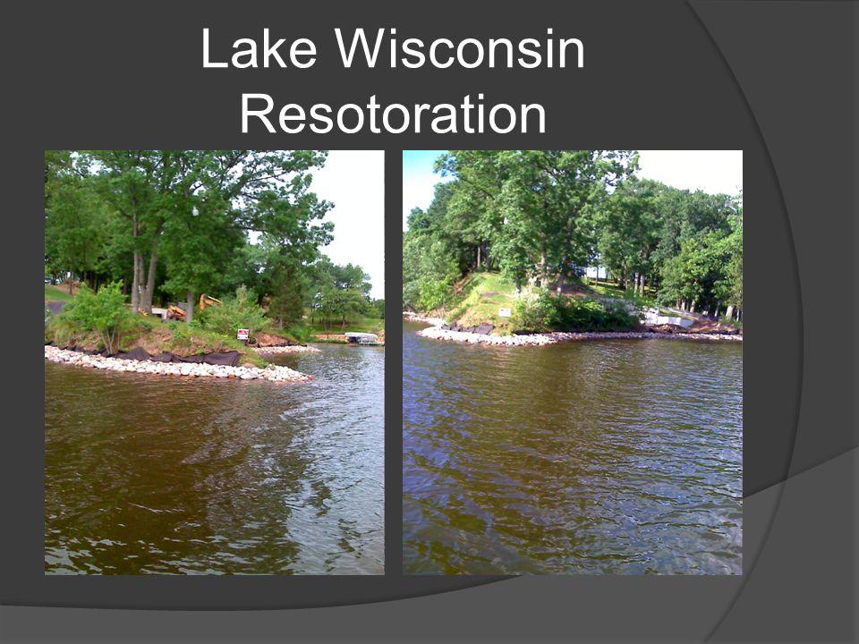 Lake Wisconsin Resotoration