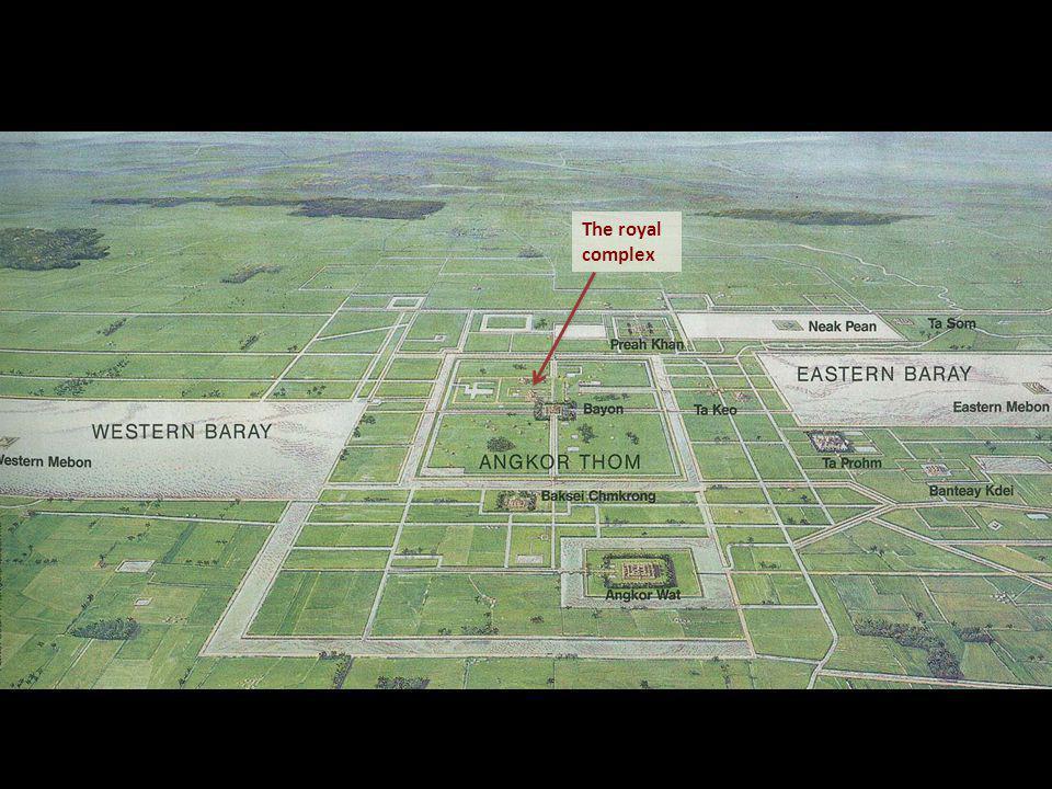Indianization: architecture; literature; philosophy; religion Angkor Wat, Cambodia 9-15 th centuries