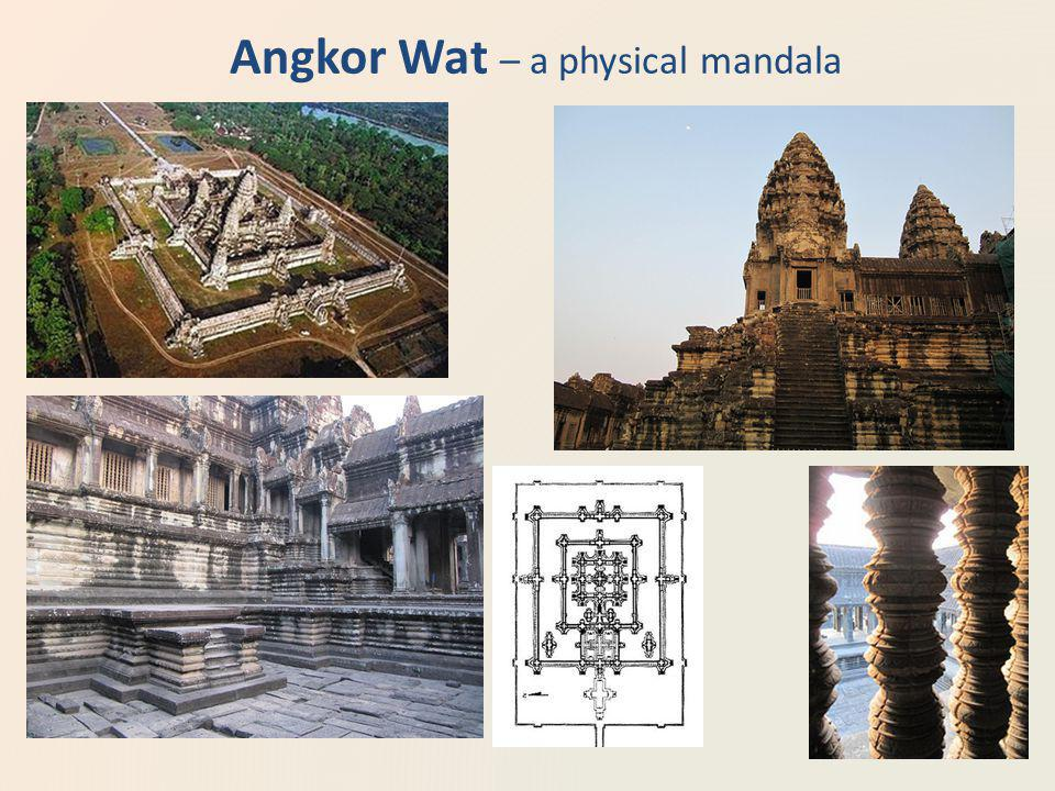 Angkor Wat – a physical mandala