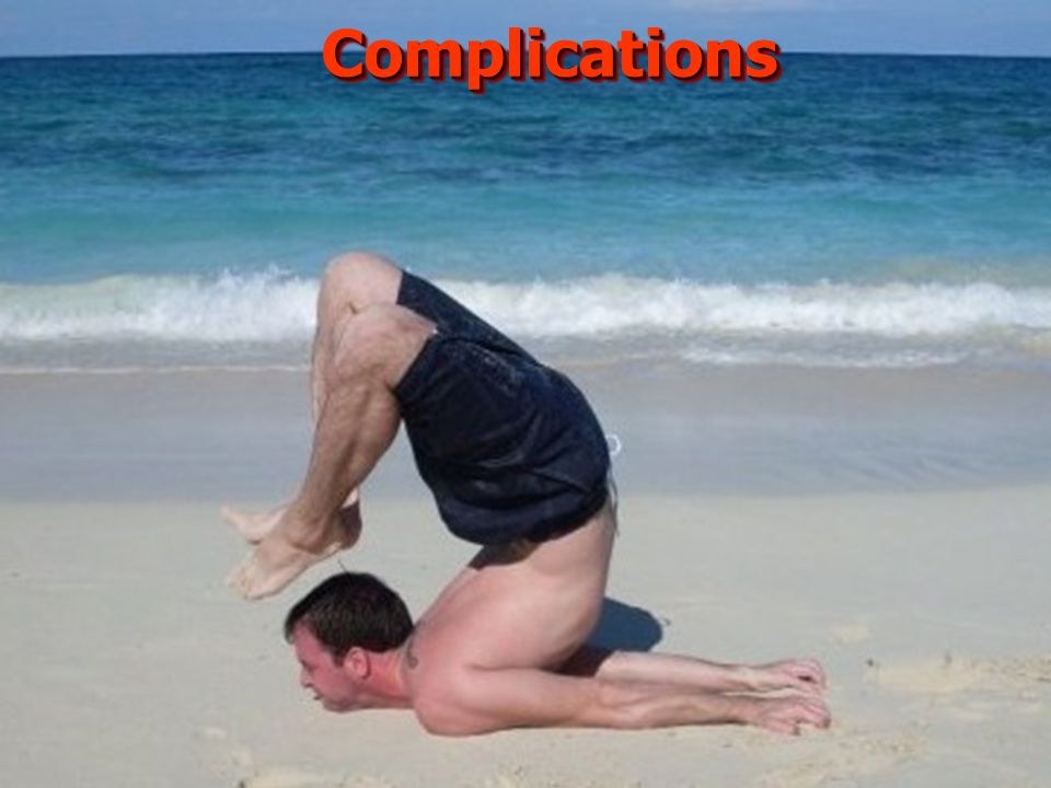ComplicationsComplications