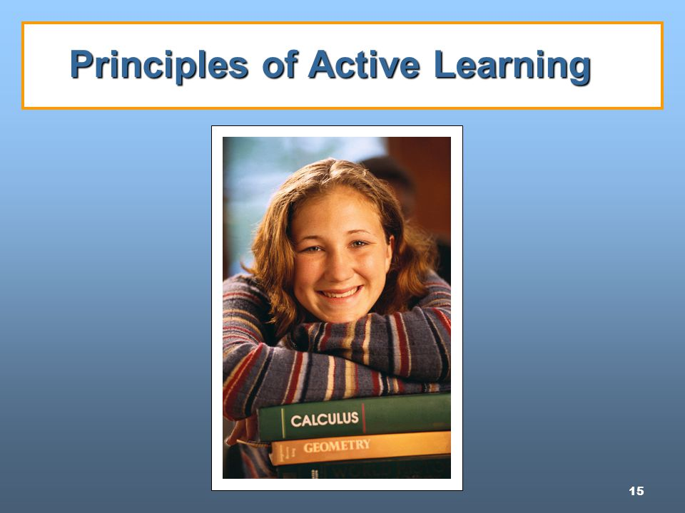 15 Principles of Active Learning