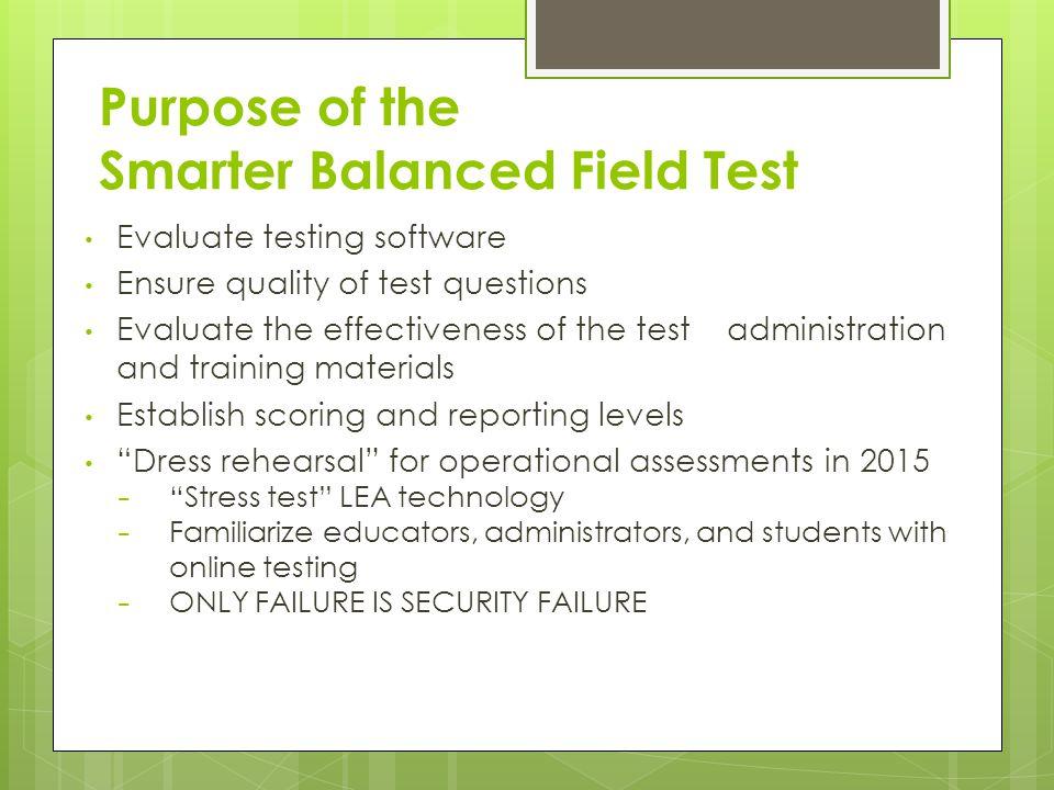 Staff Training Reminders Security Affidavits Testing ScheduleRoom EnvironmentTraining ModulesTest Administrator Checklist BEFORE TESTING