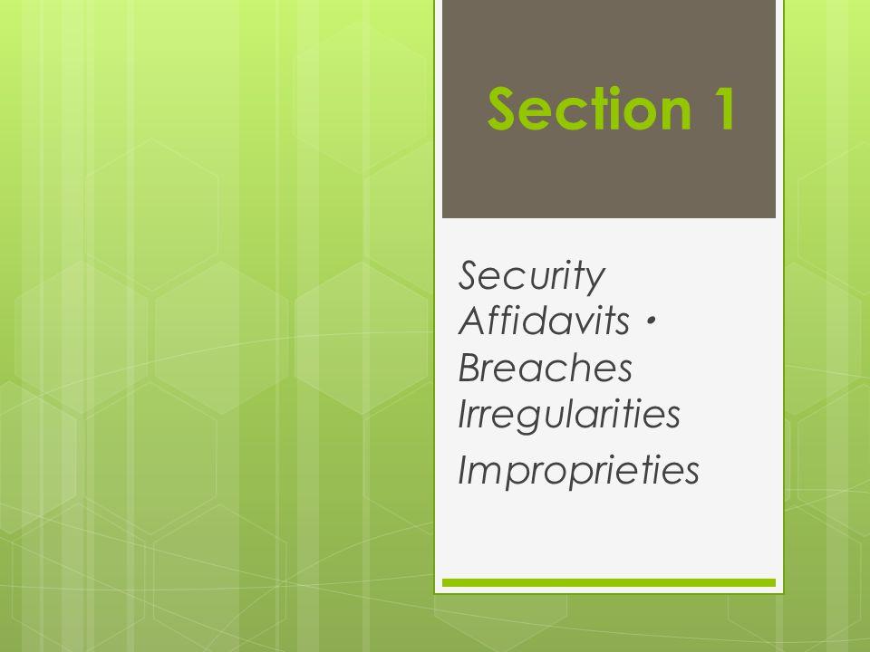 1 Affidavit Covers ALL CAASPP Smarter Balanced, CST, CMA, CAPA