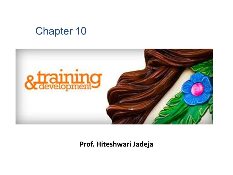 Chapter 10 Prof. Hiteshwari Jadeja
