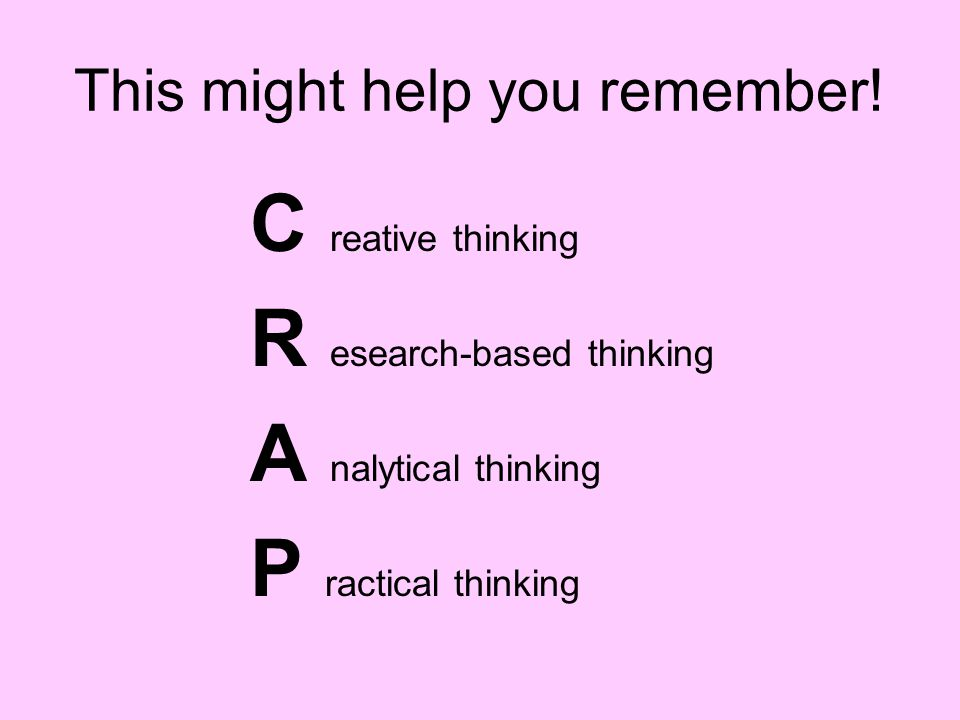 This might help you remember.