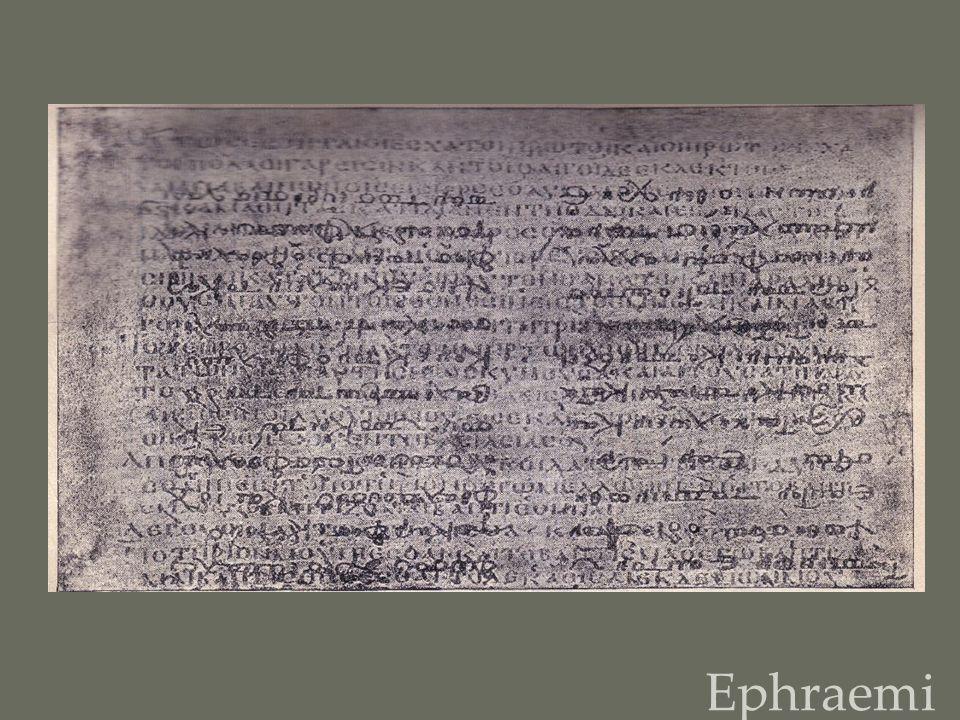 Ephraemi