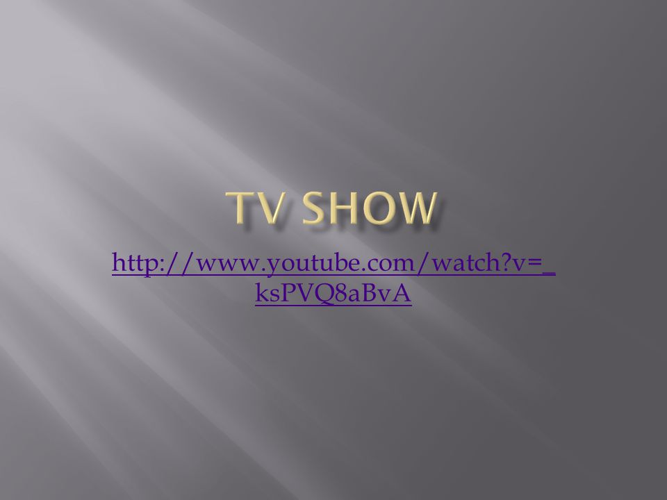 http://www.youtube.com/watch?v=_ ksPVQ8aBvA