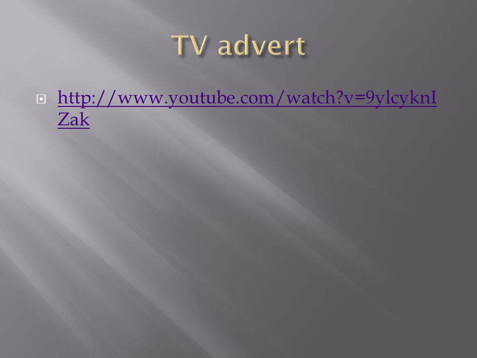  http://www.youtube.com/watch?v=9ylcyknI Zak http://www.youtube.com/watch?v=9ylcyknI Zak