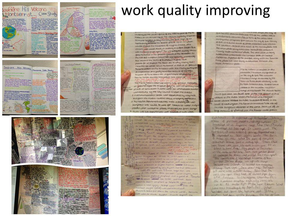 work quality improving