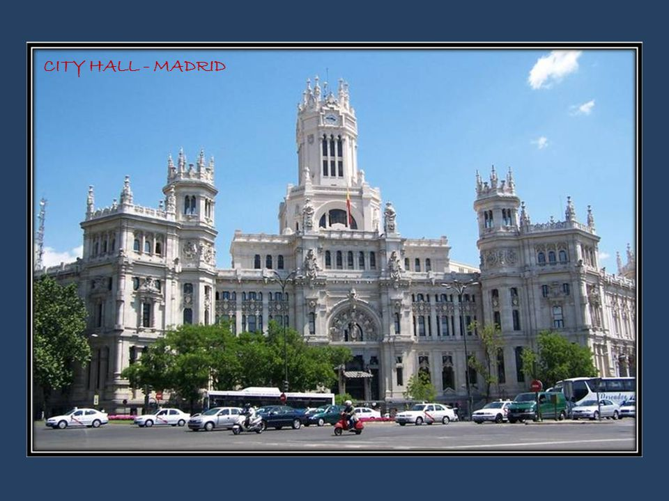 CITY OF MADRID