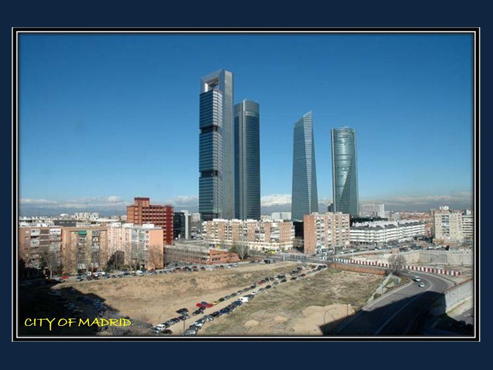 CITY OF MADRID