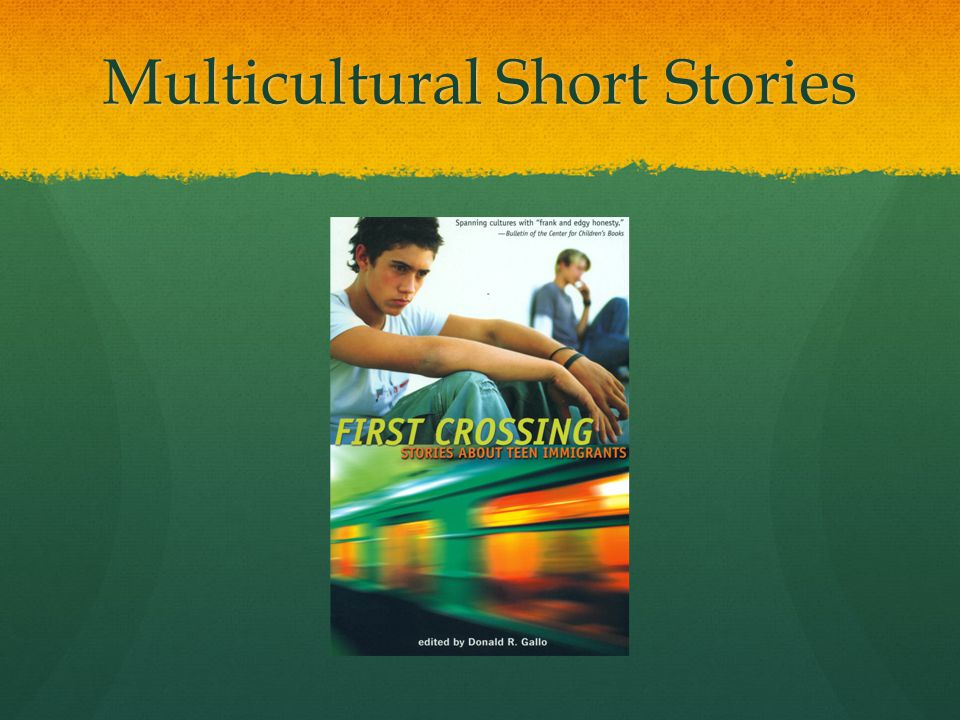 Multicultural Short Stories