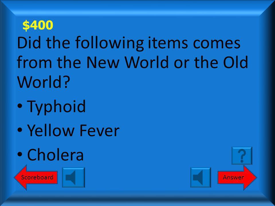 $300 Syphillis Round 1