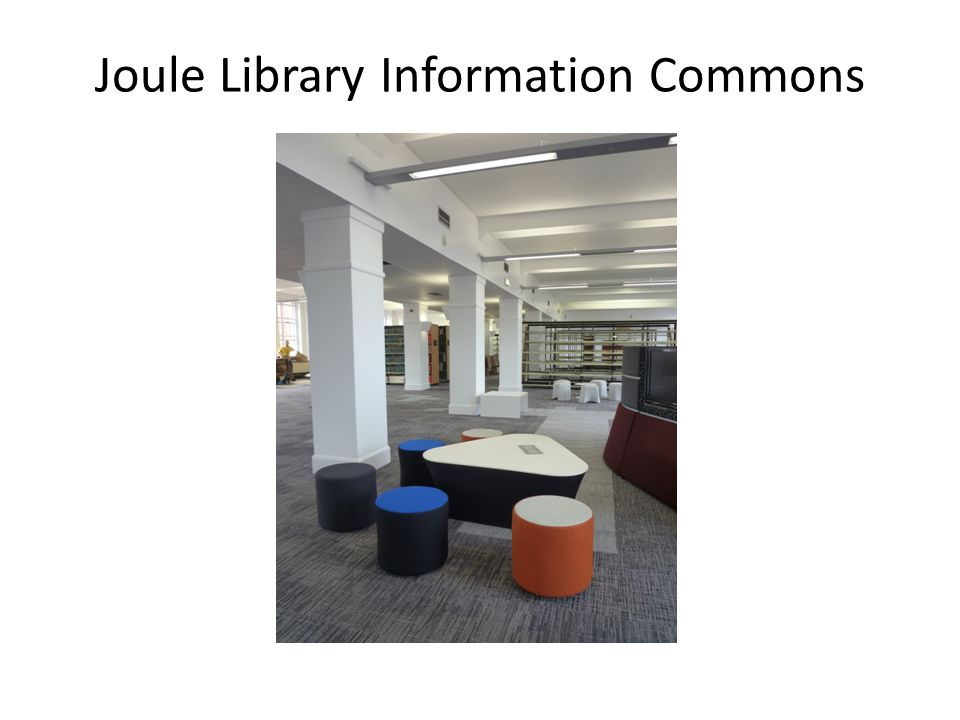 Joule Library Information Commons