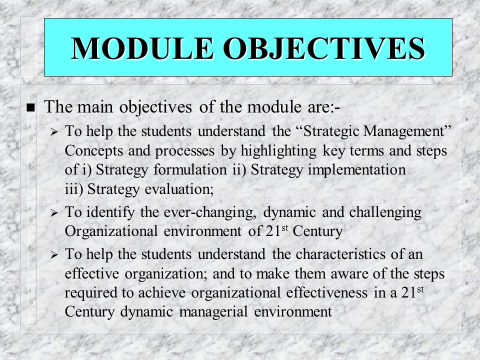 Analysis Focal Point (Step-1) Visualise the future state in terms of :- » State-of-the Art (Professional expertise) » Technology Architecture (Hardware/Software) » Management philosophy and Approach » Organisational Structure and Design » Systems and Procedures » Total Organisational Culture
