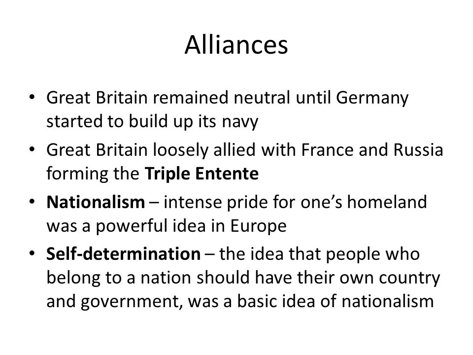 14 th Point League of Nations Settle conflicts before they turn into war Wilson's most important point Most controversial