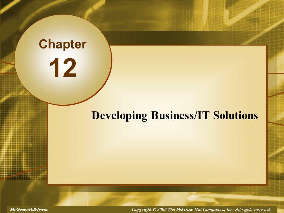 12-43 Implementation Process