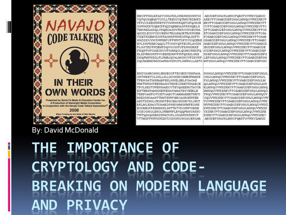 Works Cited Code Makers & Code Breakers, Cryptologoy (2/3).
