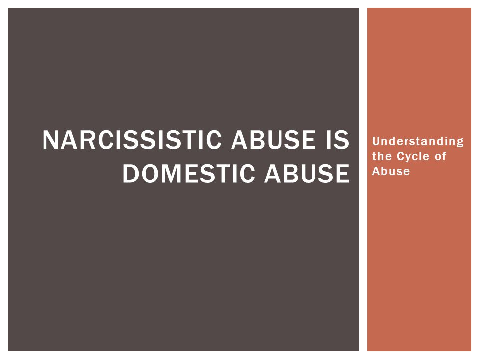  Domestic abuse is a pattern of abusive behaviors used by one individual intended to exert power and control over another individual in the context of an intimate relationship.