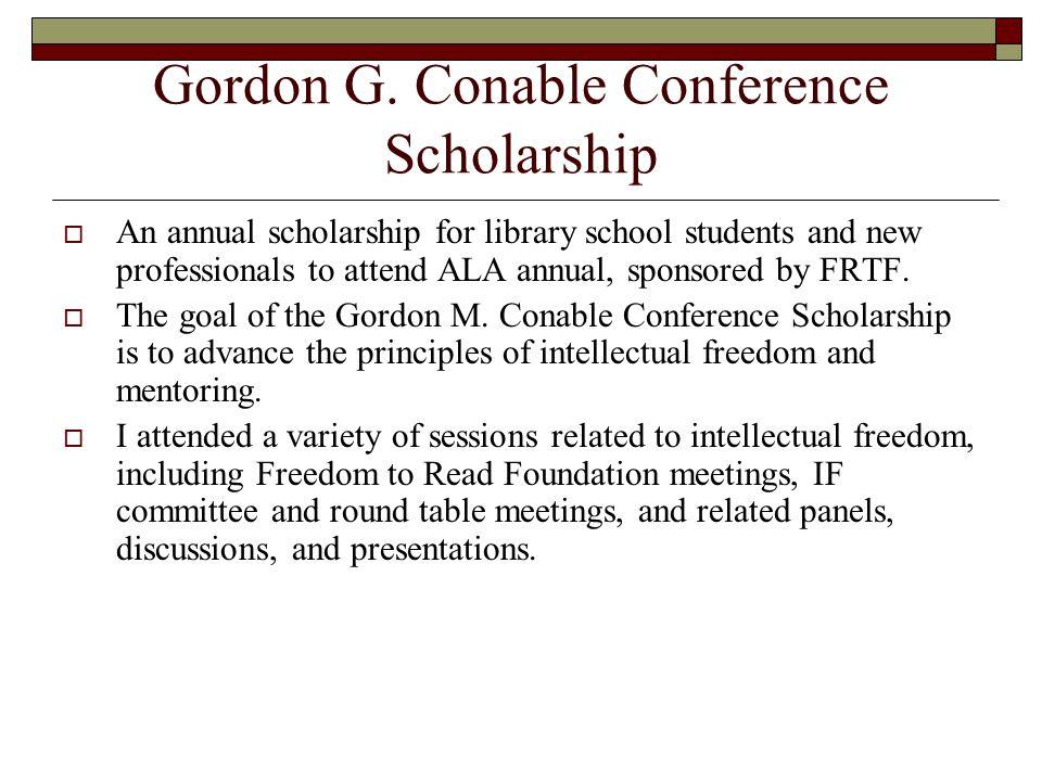 Gordon G.