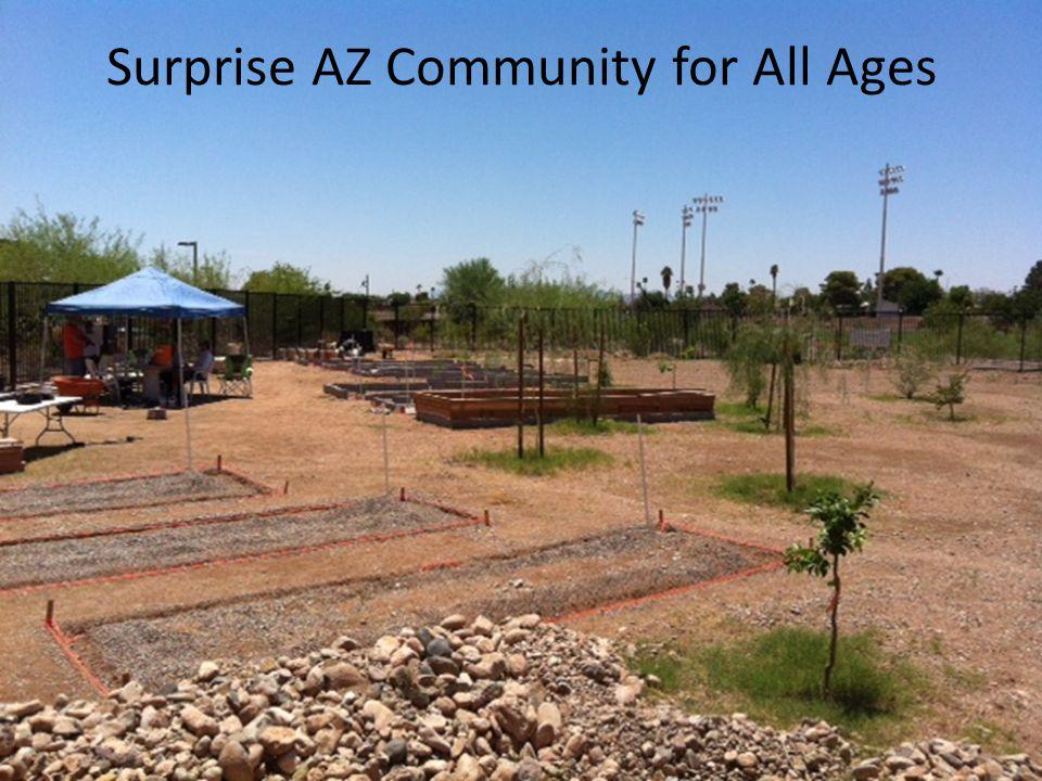 Surprise AZ Community for All Ages