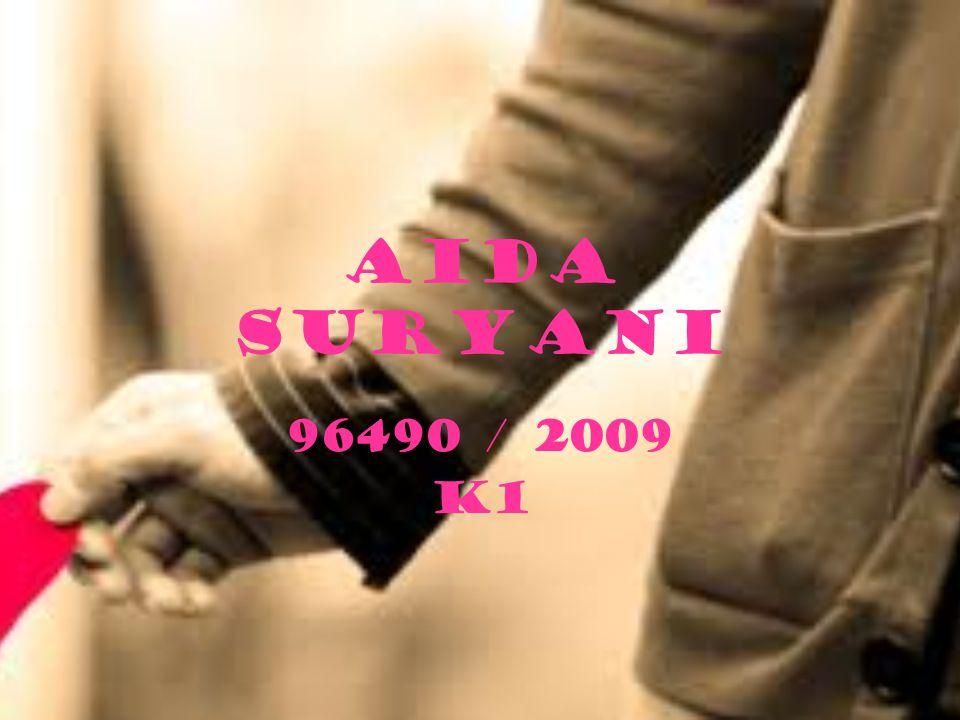 AIDA SURYANI 96490 / 2009 k1
