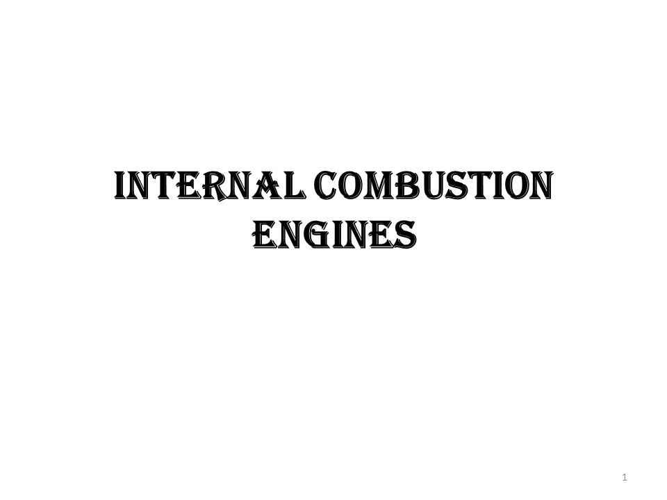 Performance parameters: Engine performance is an indication of the degree of success with which it does its assigned job i.e.