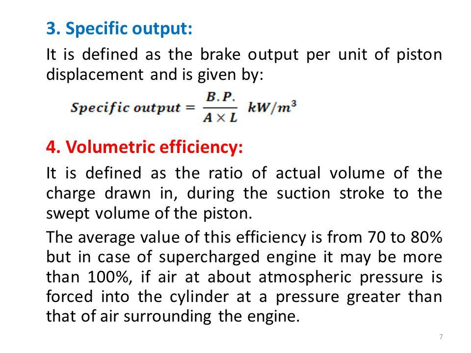 Given:- K = 6 ; n = N /2 ; d = 8 cm ; L = 10 cm ; Vc = 70 cc ; N = 4000 rpm ; mf = 20 kg/h ; T = 150 N-m ; CV = 43000 kJ/kg ; To find:- (i) bp ; (ii) bmep ; (iii) ηbth ; (iv) η Relative.