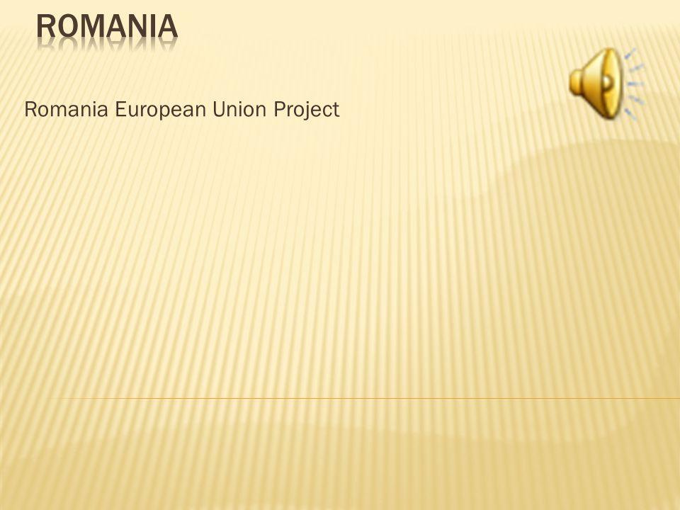 Romania European Union Project