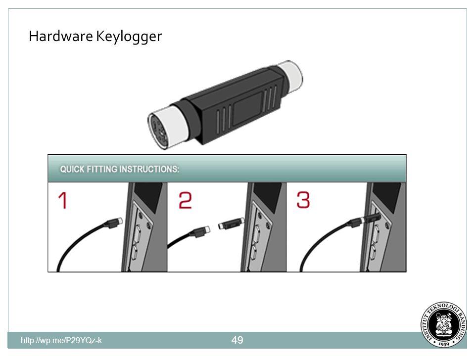 49 Hardware Keylogger