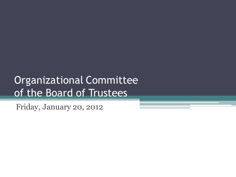 Organizational Health Increased annual performance appraisals for staff from 63.5% in 2009 to 97% in 2011.