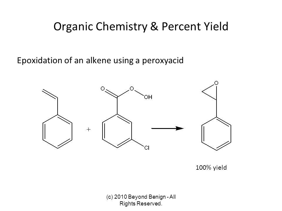 Levulinic acid as a platform chemical DALA (  -amino levulinic acid) (non-toxic, biodegradable herbicide) Diphenolic acid Acrylic acid Succinic acid THFMTHF (fuel additive) butanediol gamma butyrolactone (c) 2010 Beyond Benign - All Rights Reserved.