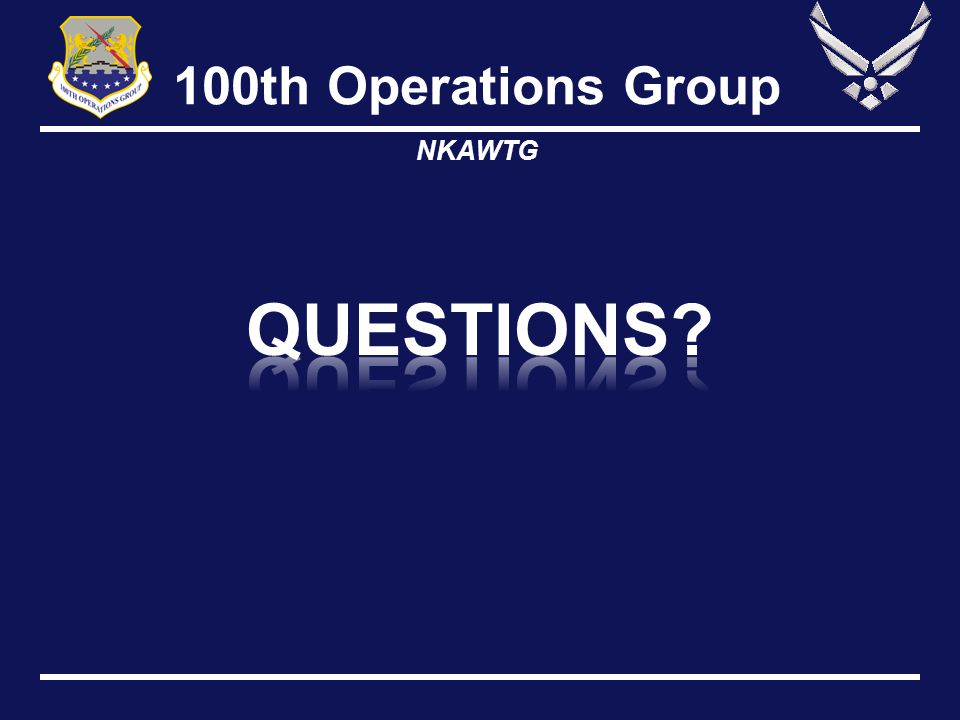 100th Operations Group