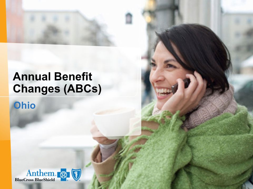 Annual Benefit Changes (ABCs) Ohio