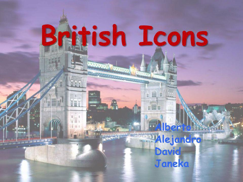 British Icons Alberto Alejandro David Janeka